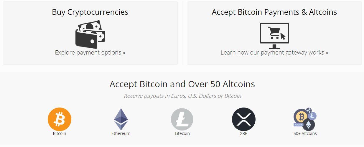 eShop accepte les devises cryptos