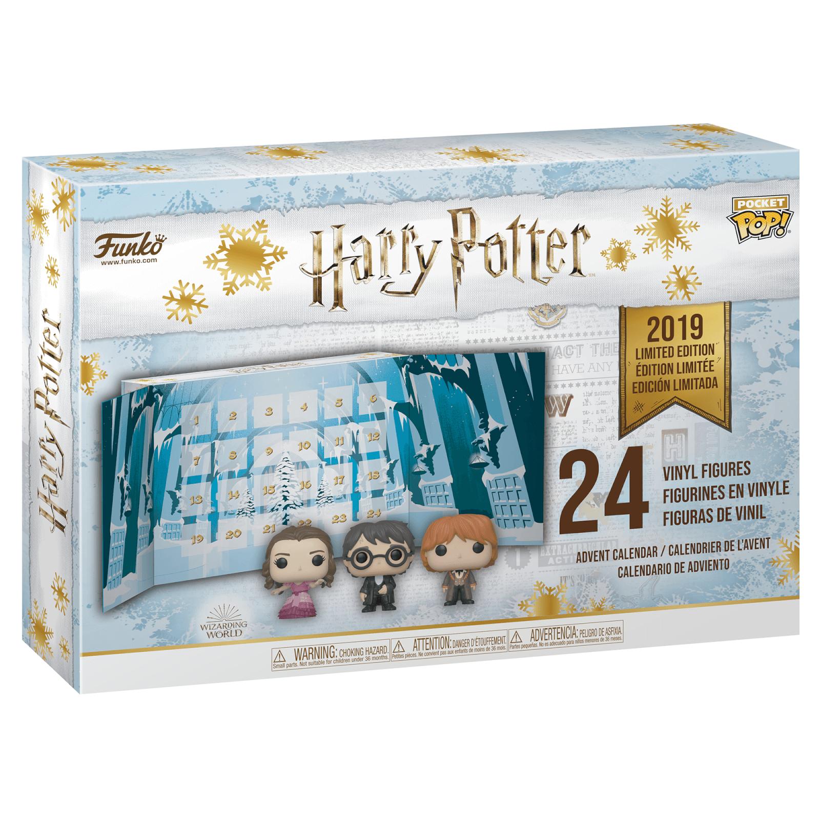 Calendrier De L'Avent Funko Pocket Pop! Harry Potter - 2019