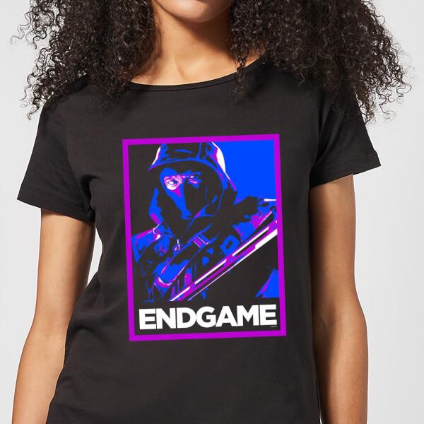 Avengers Endgame Ronin Poster Women's T-Shirt - Black - XXL - Noir chez Zavvi FR image 5059478956888