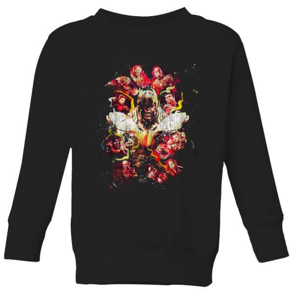 Sweat-shirt Avengers Endgame Distressed Thanos - Enfant - Noir - 11-12 ans - Noir chez Zavvi FR image 5059478971904