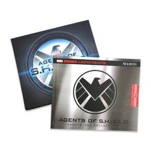 Marvel's Agents of SHIELD Declassified Slipcase Hardcover S01 chez Zavvi FR image 9780785189985